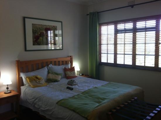 AmaKhosi Guesthouse: garden room
