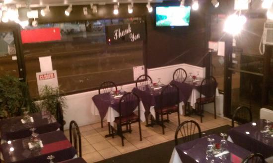 Bree Thai Restaurant : Bree Thai dinning room