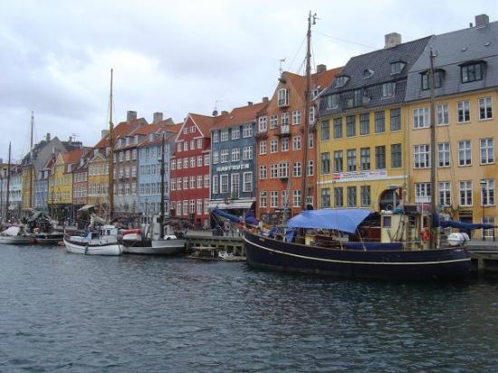 Restaurant Havfruen Nyhavn Copenhagen Denmark