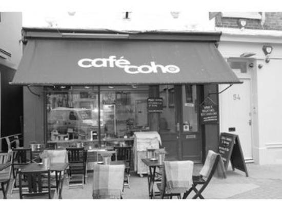 Cafe Coho - Ship Street: Cafe Coho - 53 Ship Street, Brighton