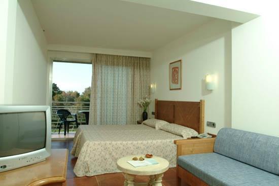 Hotel Na Forana: Habitacion