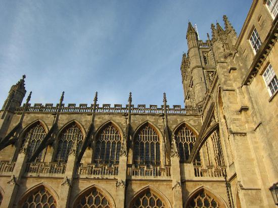 Student Tours: Bath Abbey