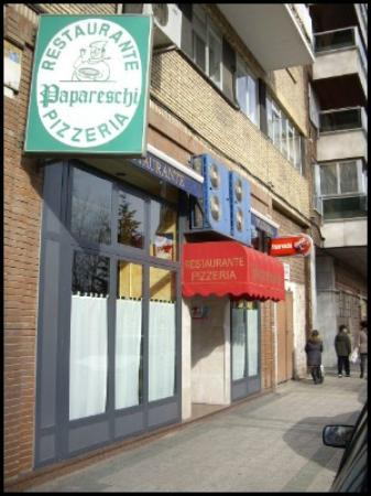 Paparachi : Restaurante - Pizzeria Papareschi