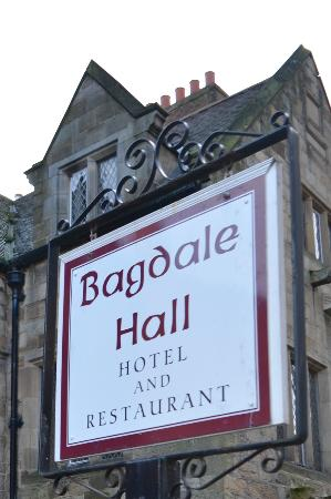 Bagdale Hall Hotel and Restaurant: Impressive building