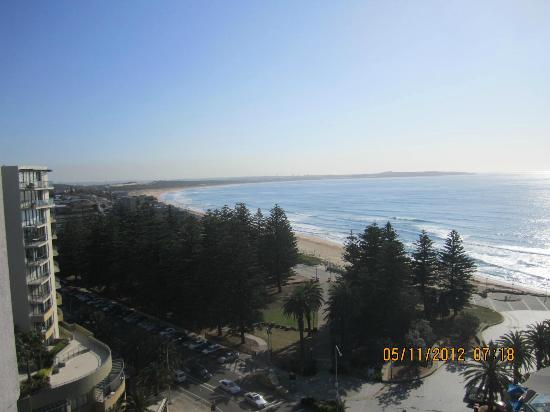 Rydges Cronulla: Great view great day