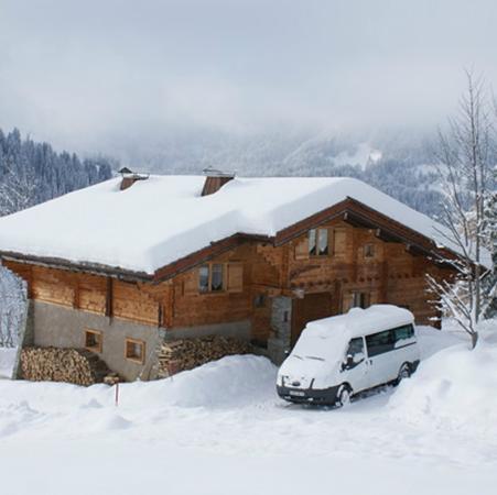 Chalet Fan La Bise: A snowy paradise