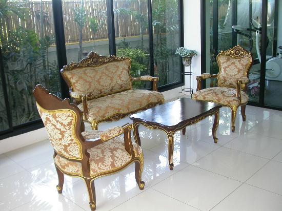 Smile Hua - Hin Resort: reception area 