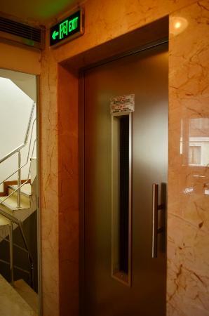 Gulhane Corner Hotel : Elevator