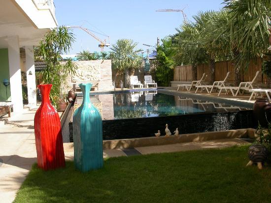 สไมล์ หัวหิน รีสอร์ท: pool