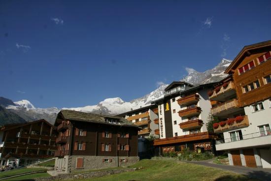Hotel Marmotte: L'hôtel Marmotte