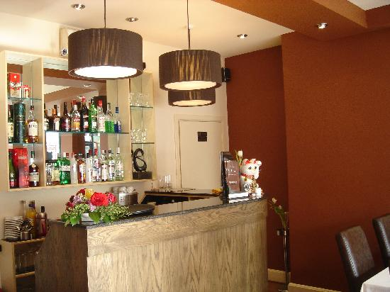 Ume Restaurant: Bar