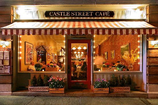 Castle Street Cafe Great Barrington Massachusetts