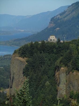 Bridal Veil Lodge: Vista House