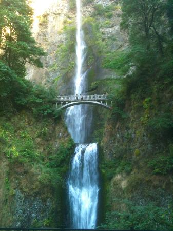 Bridal Veil Lodge: Multnomah Falls