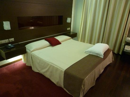 Inverigo Hotel : Bed