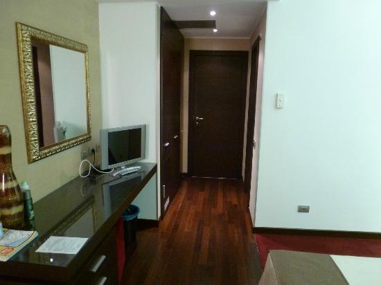 Inverigo Hotel : Bedroom