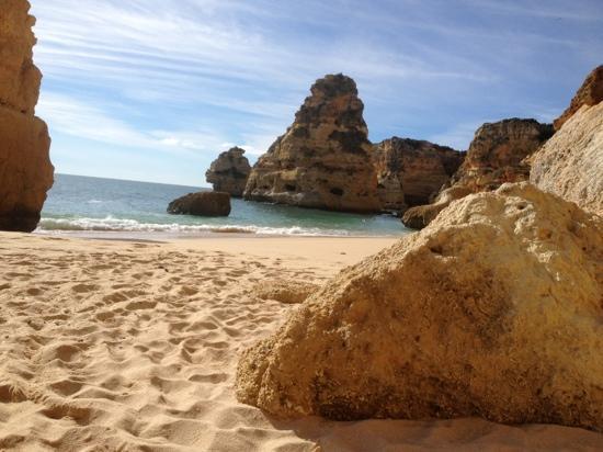 Praia marinha : Miranha beach