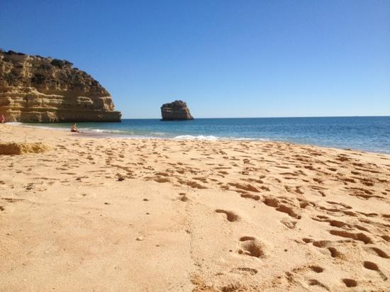 Praia marinha : Beautiful Miranha beach