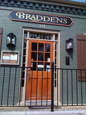 Bradden's Restaurant
