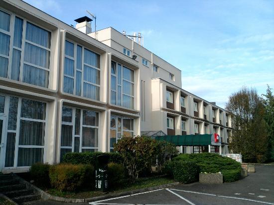 Ibis Belfort Danjoutin : Ibis hotel
