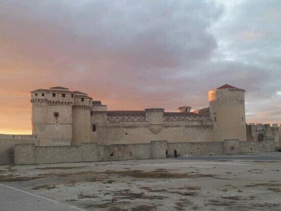 Castillo de Cuellar: Castillo Cuellar