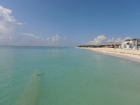 IBEROSTAR Paraiso Del Mar: La plage