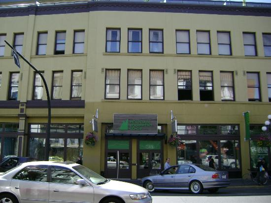 Photo of Tourist Attraction Mountain Equipment Co-op at 130 W. Broadway, Vancouver V5Y 1P3, Canada