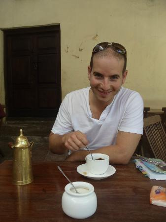 Stone Town Cafe: more coffee
