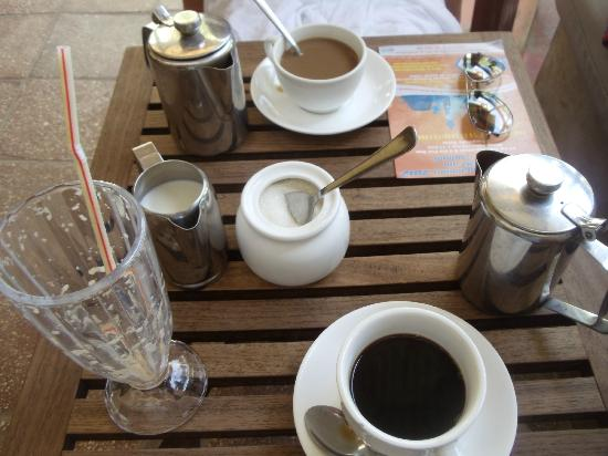 Stone Town Cafe: authentic spiced coffee