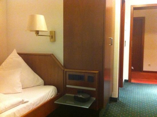 Businesshotel Rosenau: Zimmer