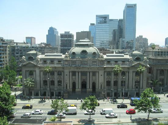 Mercure Santiago Centro: View from room