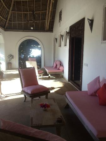 Villa Kiva Resort and Restaurant: this is where tea time is