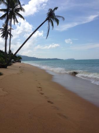 Ayara Villas: Ayara beach