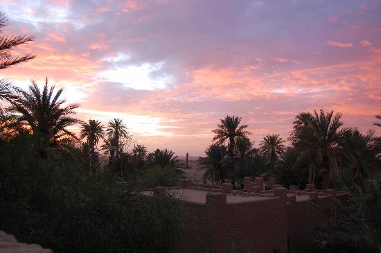 Dar Paru : Sonnenaufgang