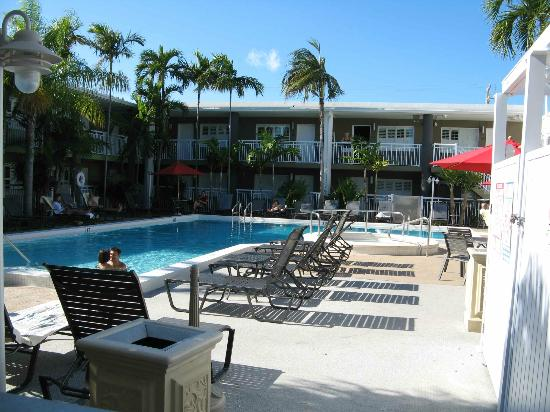 Best Western Hibiscus Motel : Hibiscus Pool