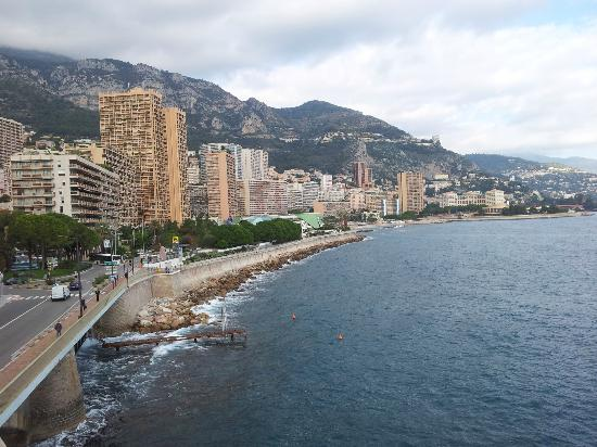 Fairmont Monte Carlo: view for city