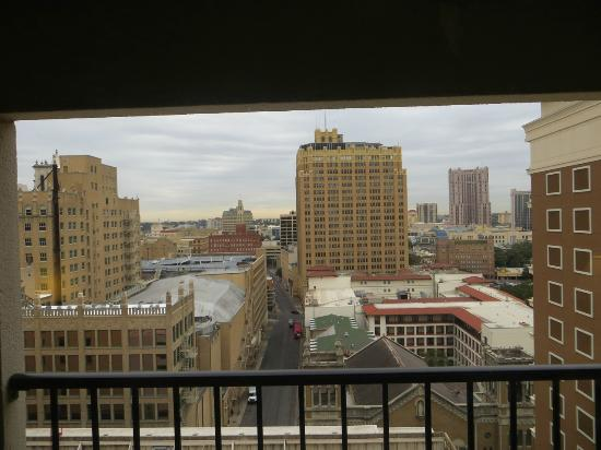 Holiday Inn Riverwalk: View from Room