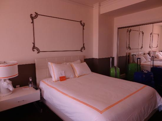 Hotel Vertigo: Zimmer