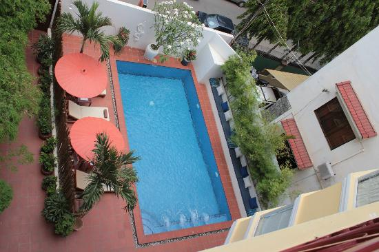 Jasmin Monument Hotel: piscine