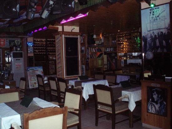 Korner Bar January 2012