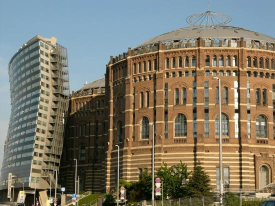 Picture of gasometer city vienna tripadvisor for Tripadvisor vienna