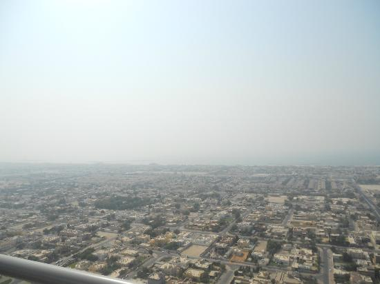 Four Points by Sheraton Sheikh Zayed Road, Dubai: View from the rooftop!
