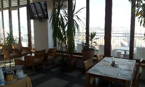 Hotel Hecco Deluxe : Restaurant