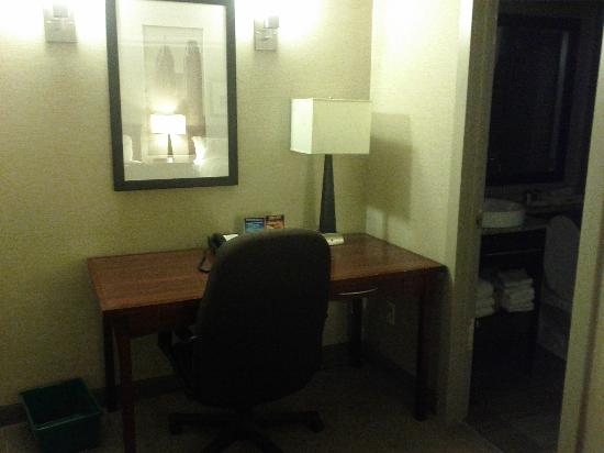 Ramada Plaza Toronto Downtown: Work Desk