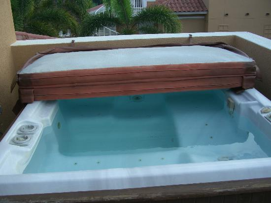Divi Village Golf and Beach Resort: Unit 5303 private rooftop jacuzzi