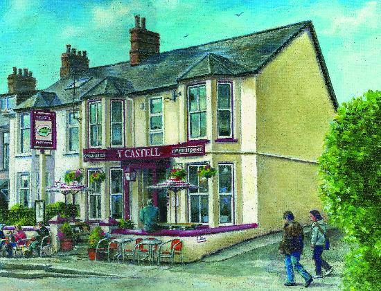 The Castle Inn Criccieth - For Great Food and Drink
