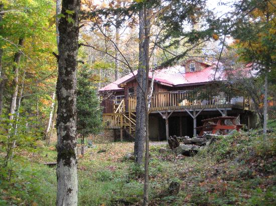 Algonquin Eco-Lodge: Ecolodge