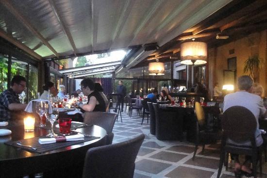Hivernage Hotel & Spa: salle resto