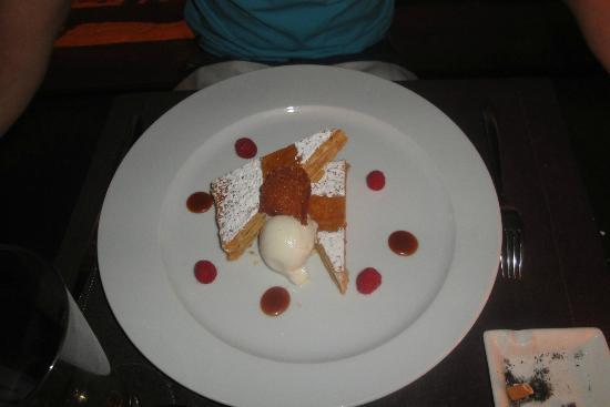 Hivernage Hotel & Spa: dessert