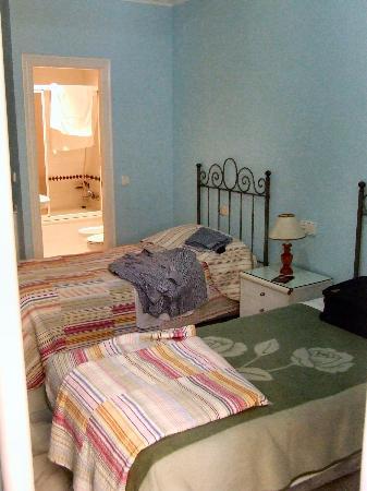 Apartamentos Los Angeles : Camera da letto